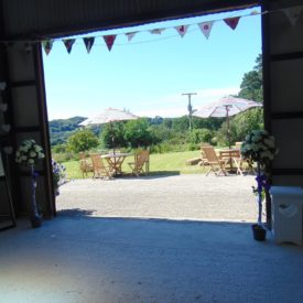 barn-wedding-venue-in-north-devon_outdoor. Farm Wedding Venue In North Devon