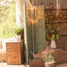 Bohemian Style Wedding Venue In North Devon